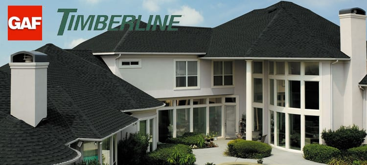 timberline shingles by GAF Master Elite Roofing Contractor