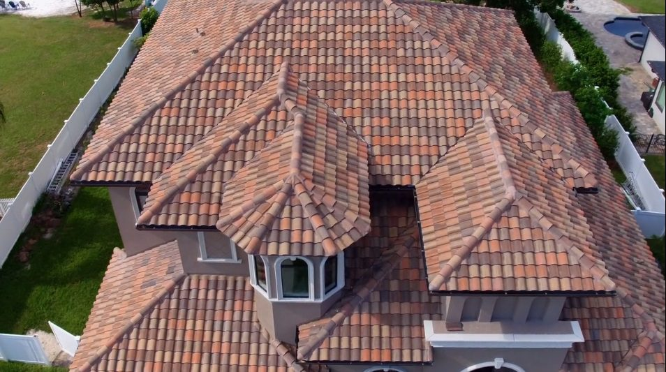 Quality Tile roof replacement