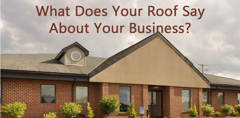commercial roofer roof repair