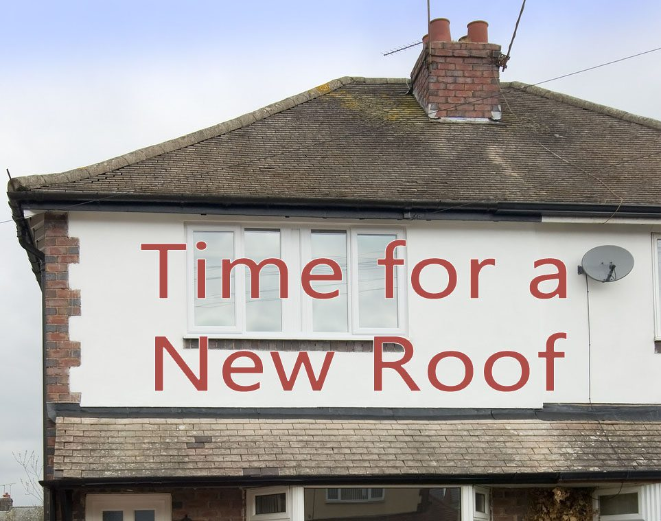 is it time for a new roof from your orlando roofing company?